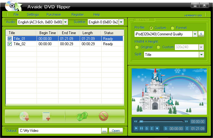 Avaide DVD Ripper Download