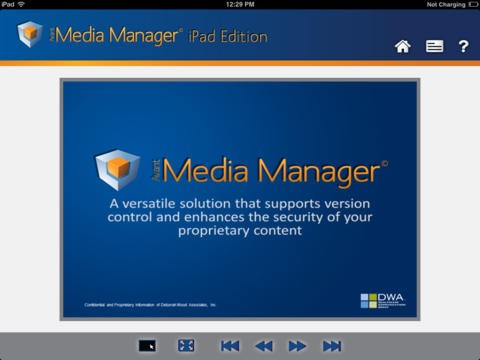 Avant Media Manager iPad Edition Download