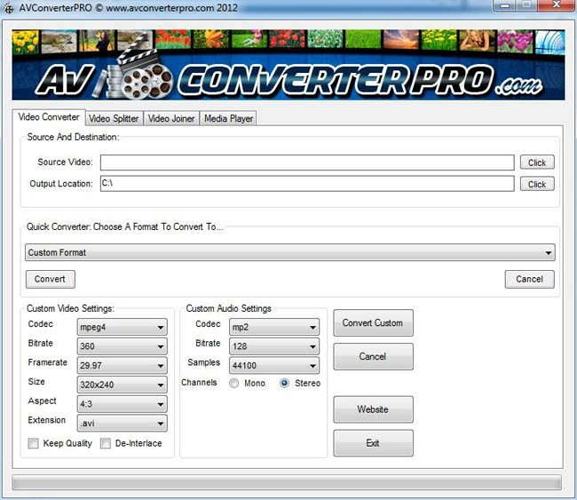 AVConverterPro Download