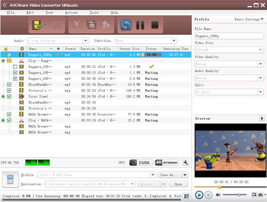 AVCWare Video Converter Ultimate Download
