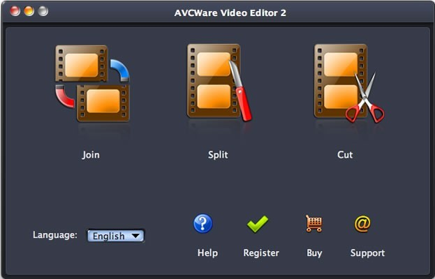 AVCWare Video Editor for Mac Download