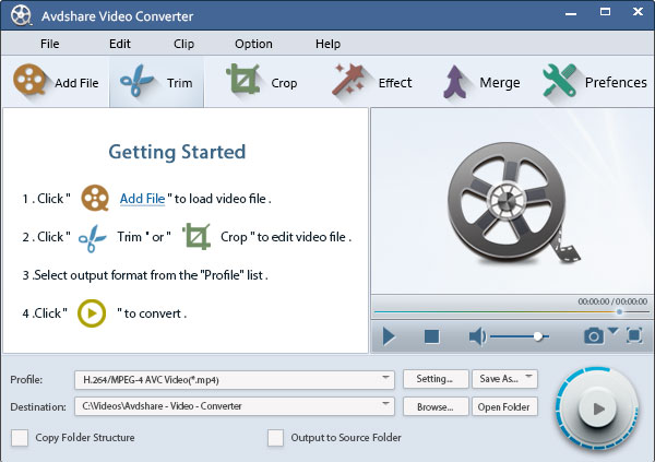 Avdshare Video Converter Download