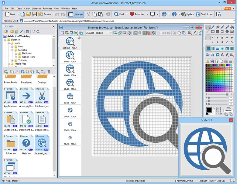 Axialis IconWorkshop Download