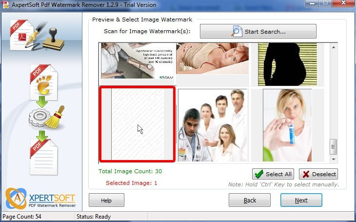 AxpertSoft Pdf Watermark Remover Download