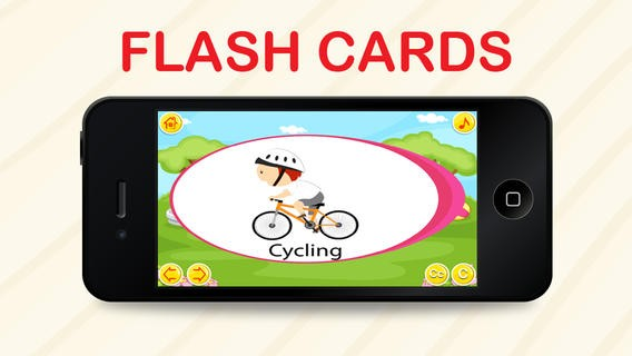 Baby Flash Cards - ABC Sports Pro Download