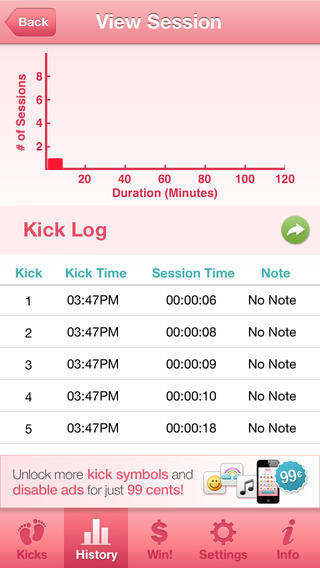 Baby Kick Counter - Track Fetal Movement by Mobile Mom Download