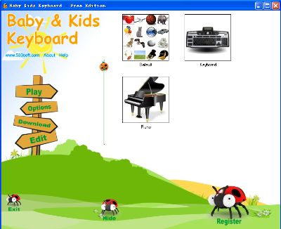 Baby Kids Keyboard Free Edition Download