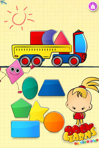 Baby Learns Simple Shapes Download