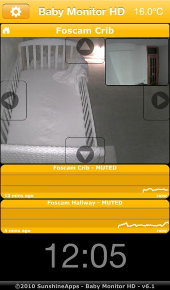 Baby Monitor HD Download