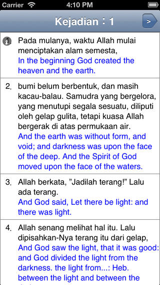 Bacaan Alkitab Download