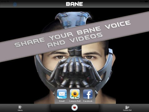 Bane Voice Changer Booth Download