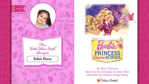 Barbie: Princess Charm School Download