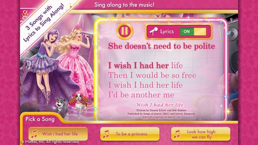 Barbie The Princess & The Popstar Download