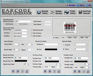 Barcode Creator Download