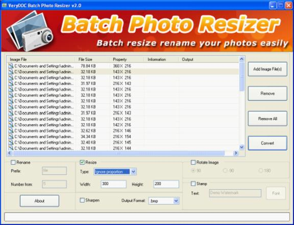 Batch Photo Resizer Download