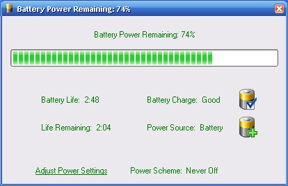 Battery Life Download