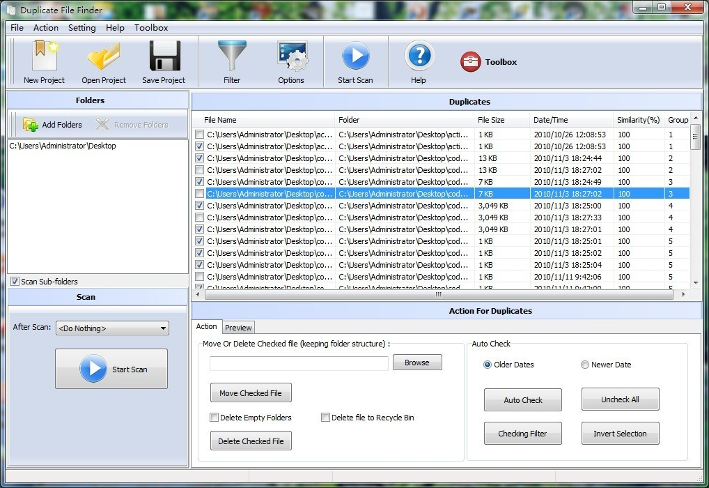 Boxoft Duplicate File Finder Download