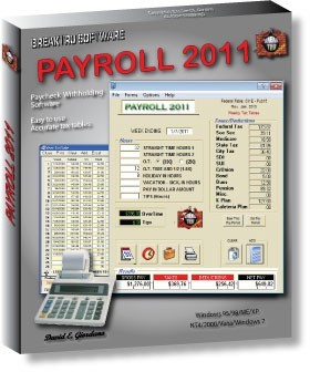 Breaktru PAYROLL 2011 Download