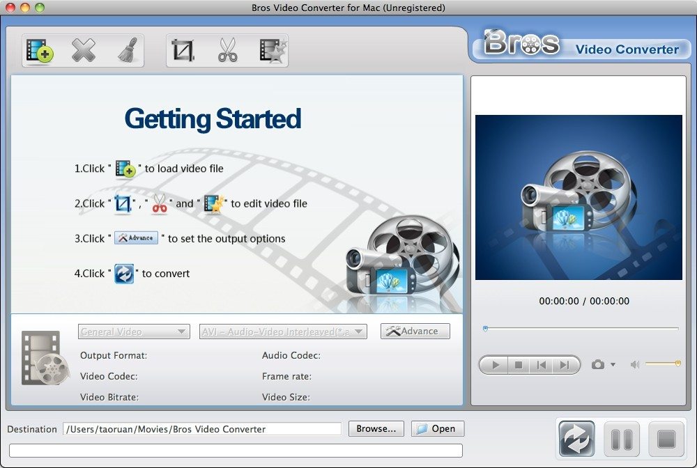 Bros Video Converter for Mac Download