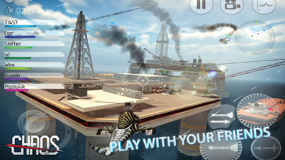 C.H.A.O.S HD Multiplayer Air War Download