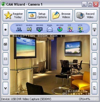 Web Camera Software