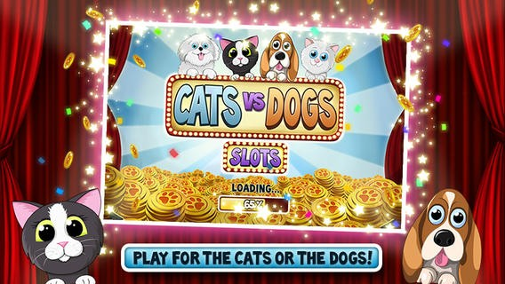 Cats vs Dogs Slots Download