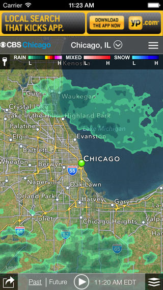CBS Chicago Weather Download