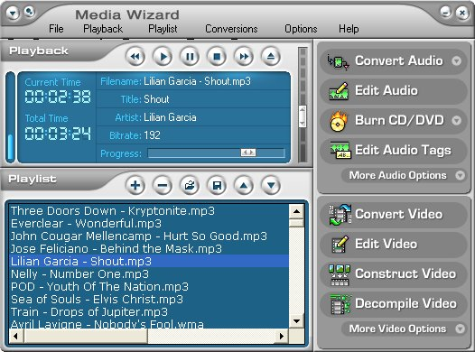 CDH Media Wizard Download