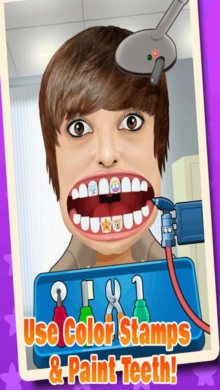 Celebrity Dentist - For Fans of Justin Bieber, Miley Cyrus, Rihanna & Lady Gaga Download