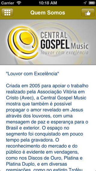 Central Gospel Music Download