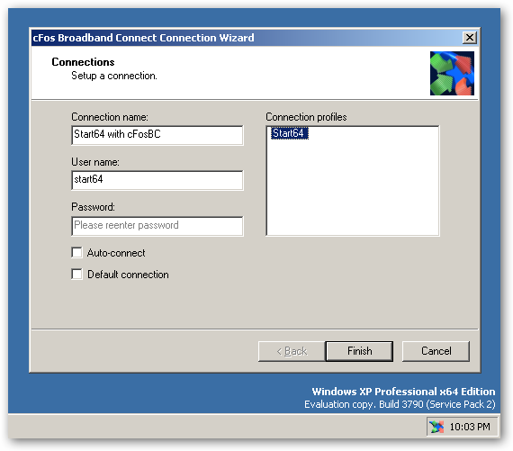 cFosBroadbandConnect (64bit) Download