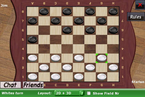 Checkers Online Lite Download