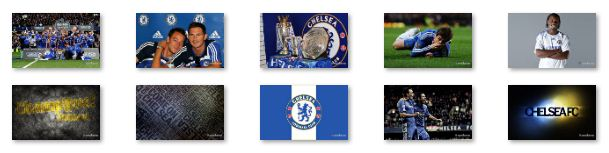 Chelsea Windows 7 Theme with theme song Download