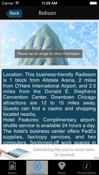 Chicago City Tour Guide Downloadable Download