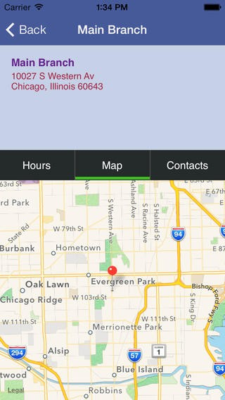 Chicago Post Office ECU App Download