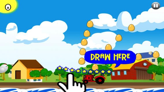 Chicken Jump - run and fly with the best wings to save the little chick PRO Download