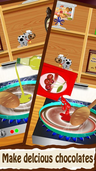 Chocolate Maker - Crazy Chef Cooking Games Download