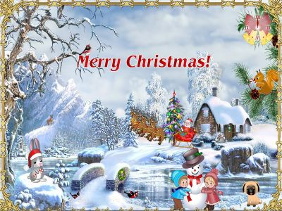 Christmas Suite Screensaver Download