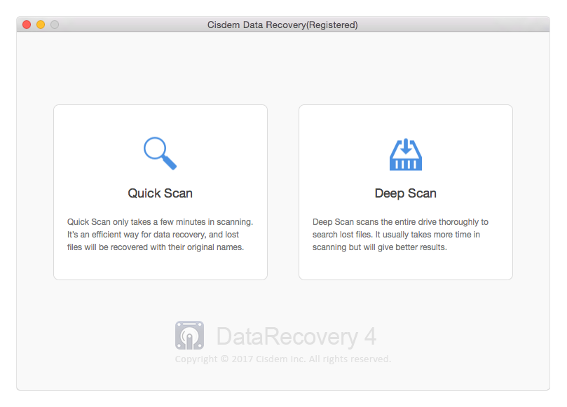 Cisdem Data Recovery for Mac Download