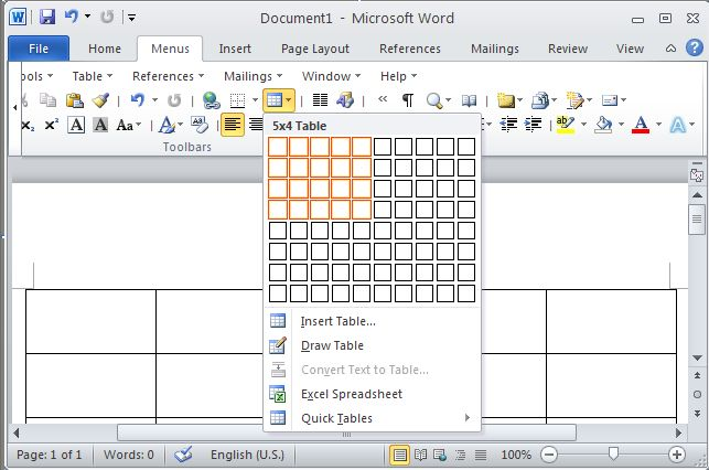 Classic Menu for Office 2010 Starter 64bit Download