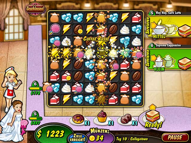 Coffee Rush Game Download