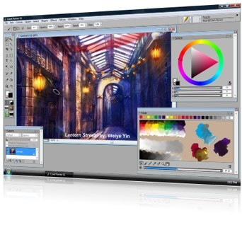 Corel Painter  for Windows Download