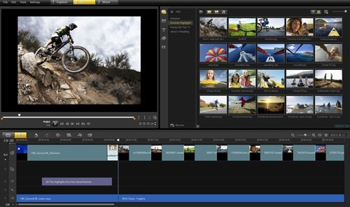 Corel® VideoStudio® Pro X4 is the powerful, creative and easy