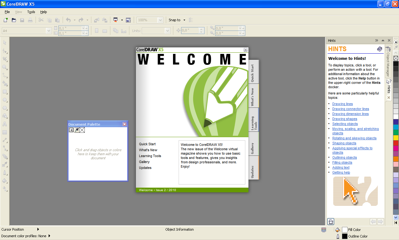 Corel draw version - Watfile Com Download Free Corel Corporation Introduced Coreldraw Graphics Suite X5 The Newest