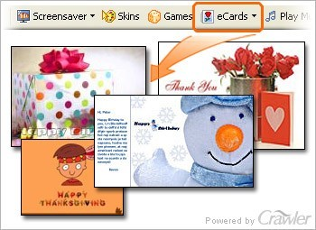 Crawler FREE eCards Download