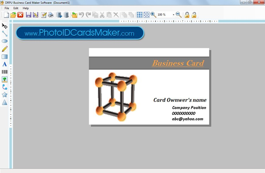 Create Business Card Download