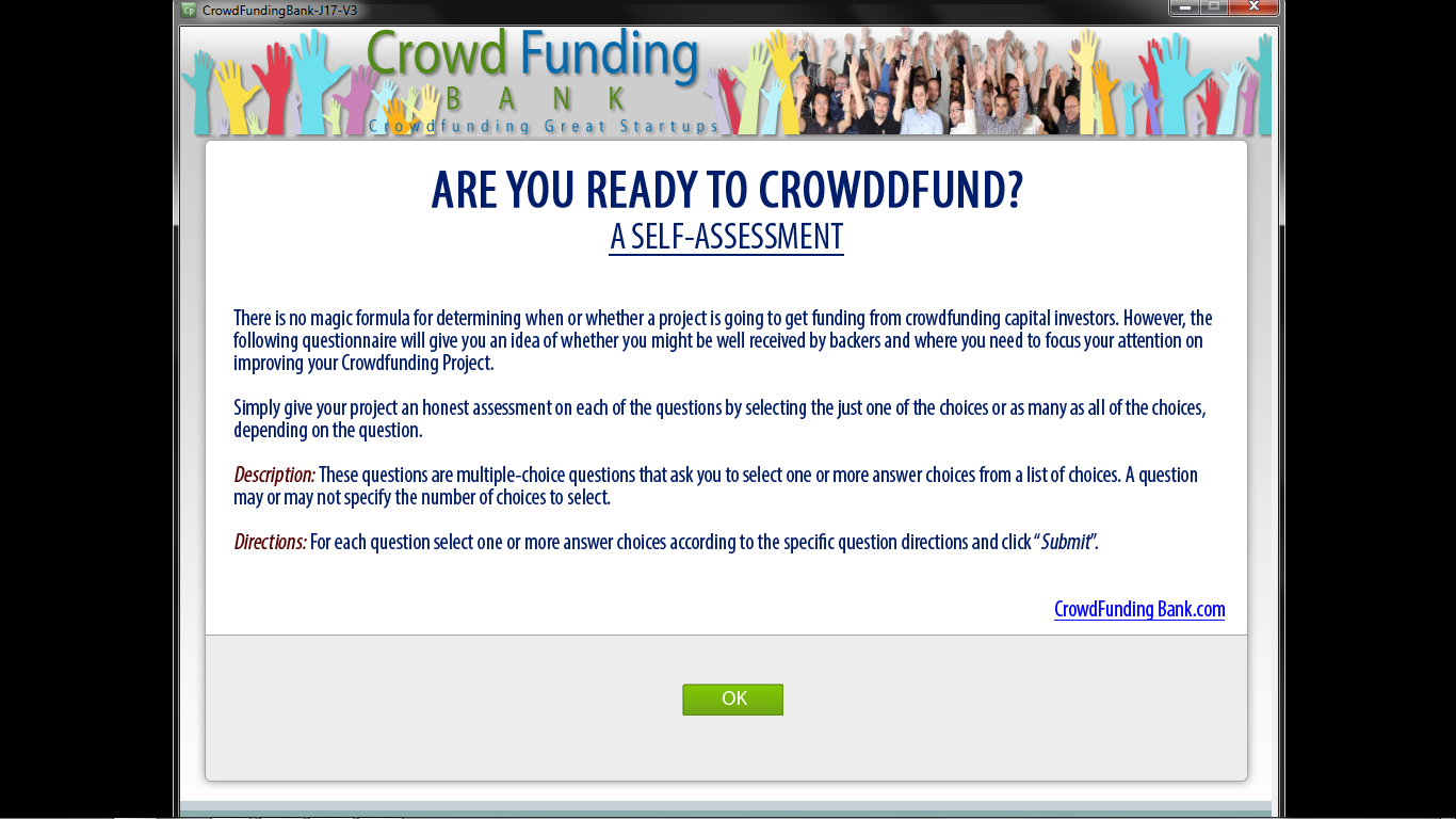 crowdfunding project management Join aaron quigley for an in-depth discussion in this video understanding crowdfunding, part of teacher tips.