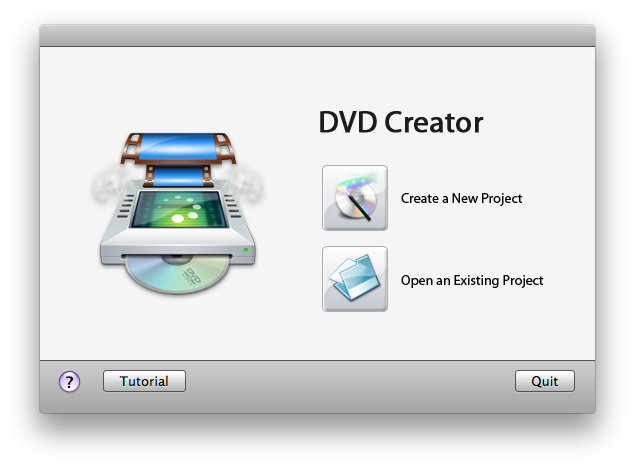 Daniusoft DVD Creator for Mac Download