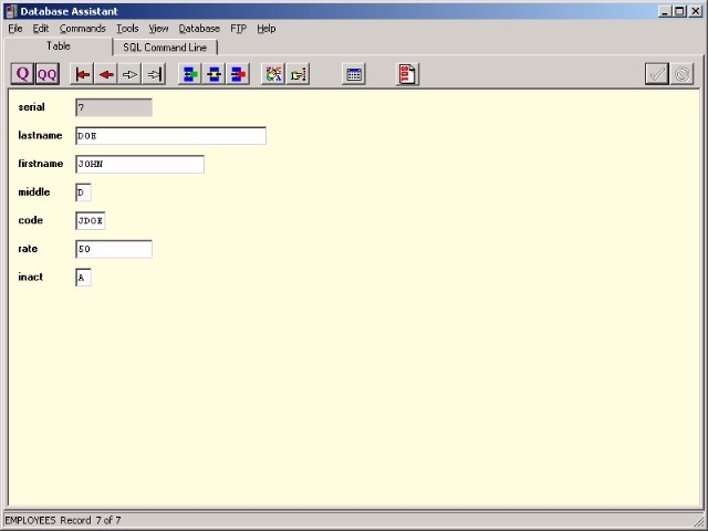 Database Assistant Download
