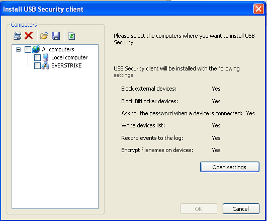 DEKSI USB Security Download